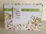 Mothering Sunday 2017 - first my mother