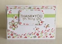 Mothering Sunday 2017 - thank you