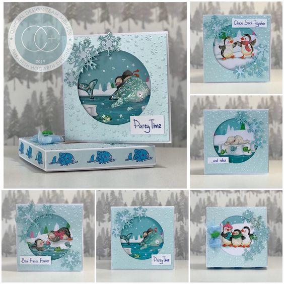 polar playtime card set